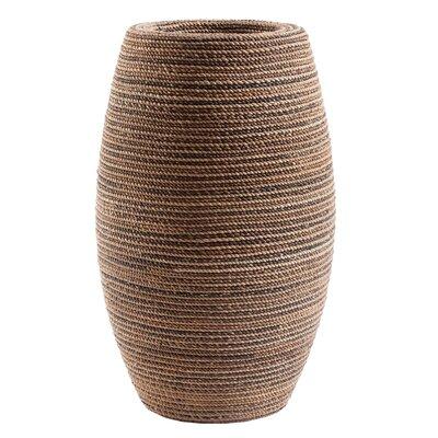 Kier Composite Pot Planter Bayou Breeze Size: Small