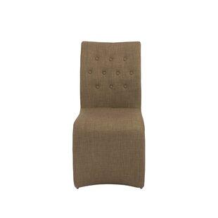 Buy luxury Isiah Parsons Chair (Set of 2) by Brayden Studio Reviews (2019) & Buyer's Guide