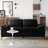 Millie Leather Reclining Sofa