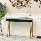 Feemster 42 Console Table by Everly Quinn