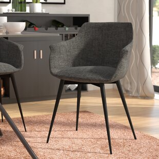 Bacote Arm Chair (Set of 2) by Wade Logan