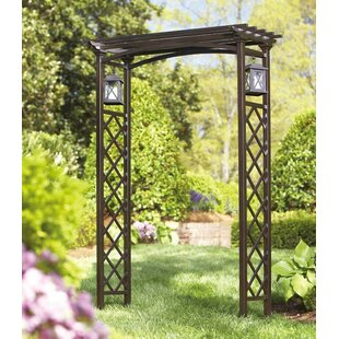 Metal Arbors And Garden Arches Wayfair