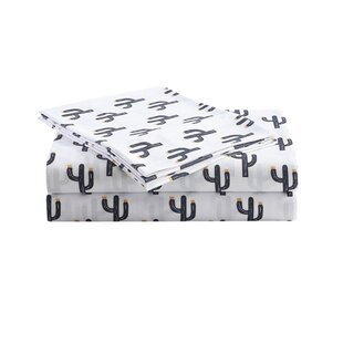 Oakland Cacti Bed Sheet Set