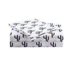 Ogallala Cacti Bed Sheet Set