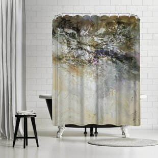 East Urban Home Anne Farrall Doyle Organic Shower Curtain