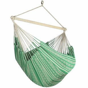 KW Hammocks Caribbean Plaid Chair Hammock