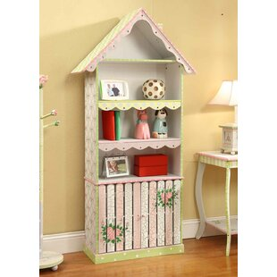 Crespo 162.05cm Book Cabinet By Harriet Bee
