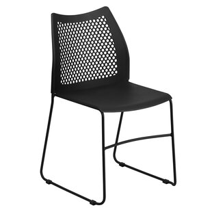 Reviews Eldert Armless Stacking Chair by Ebern Designs Reviews (2019) & Buyer's Guide