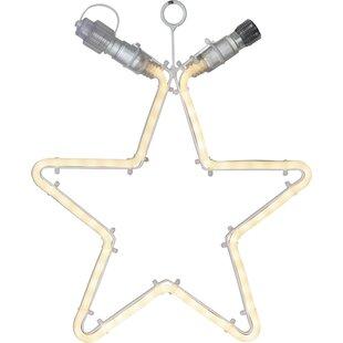 60 White Star Rope Lights By The Seasonal Aisle