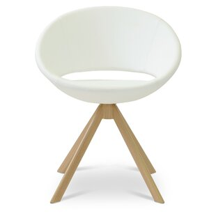 Crescent Sword Side Chair by sohoConcept