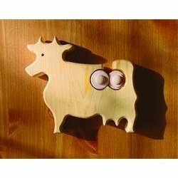 FireStone Cow Shaped Knife Sharpener