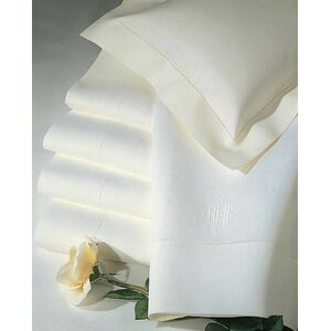 Classico Bottom Pure Linen Fitted Sheet