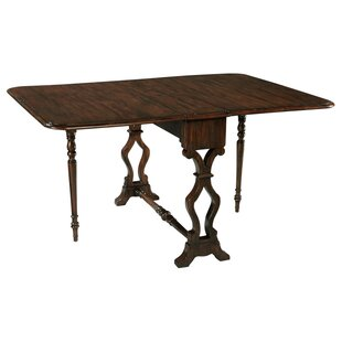 Crowle Drop Leaf Extendable Dining Table Fleur De Lis Living