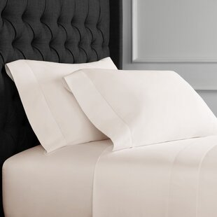 Kanisha Hemstitch 600 Thread Count 100% Cotton Sheet Set
