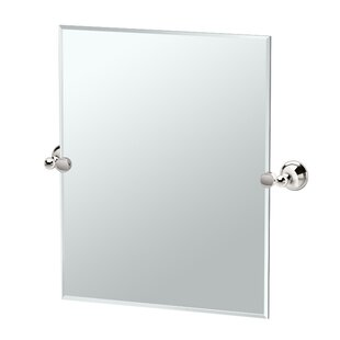 Price Check Laurel Ave Rectangle Bathroom Wall Mirror By Gatco