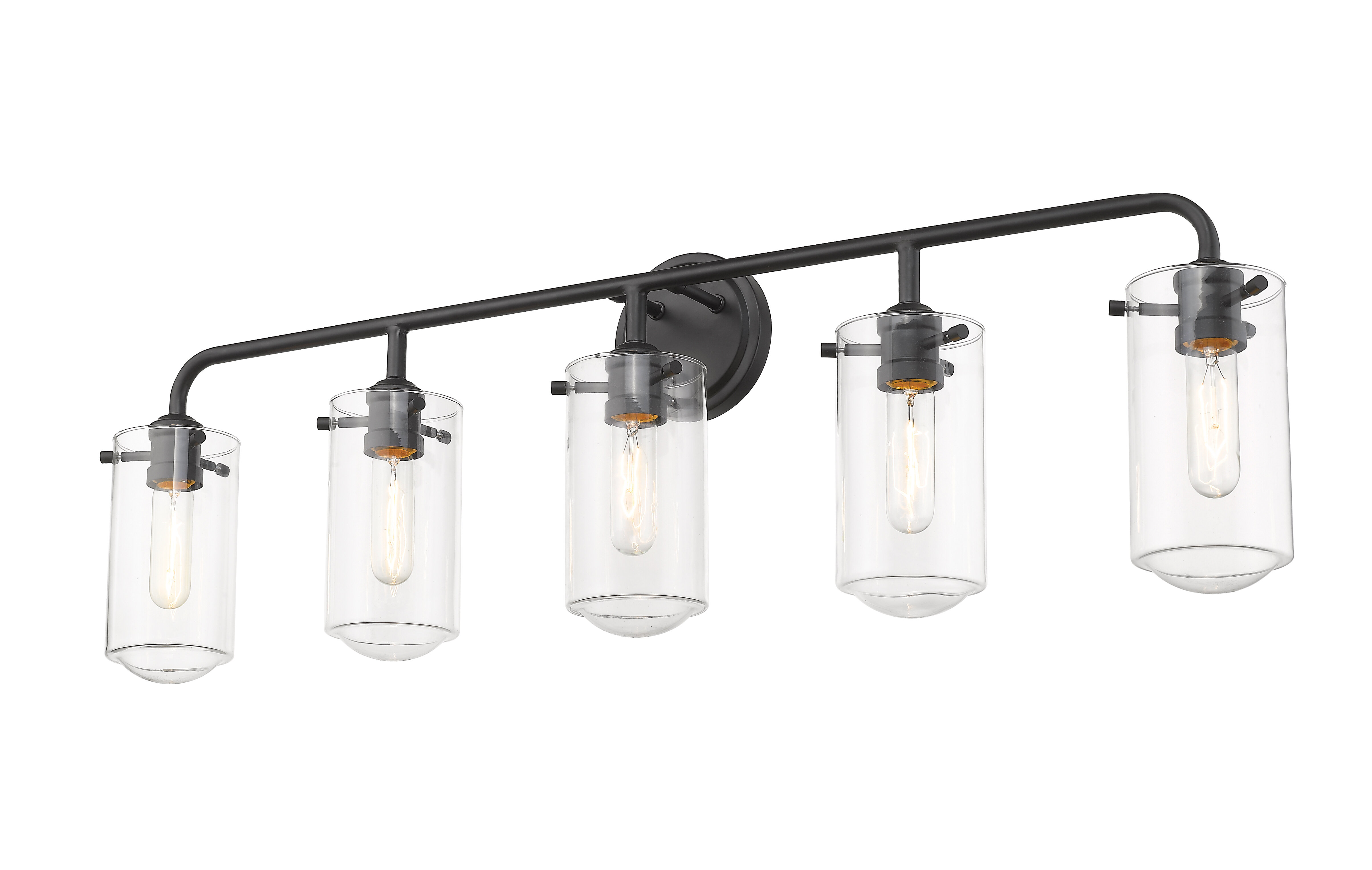 Breakwater Bay Lange 5 Light Vanity