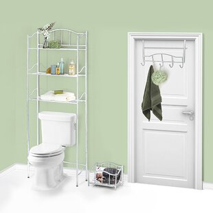 Winston Porter Highline 3 Piece Over the Toilet Storage Set