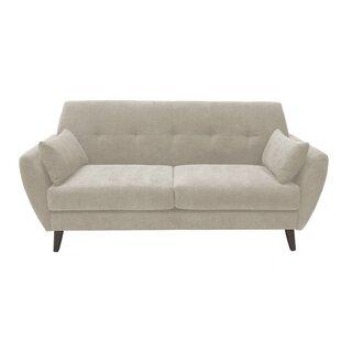 Alsacia Mid-Century Modern Sofa