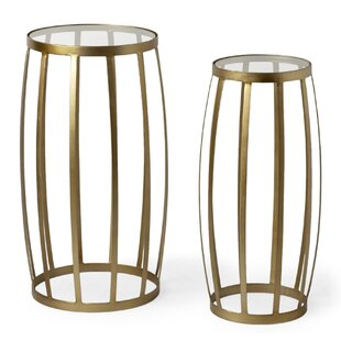 Tomlinson 2 Piece Nesting Tables by Mercer41