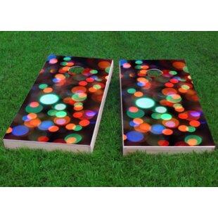 Custom Cornhole Boards Lights Cornhole Game (Set of 2)