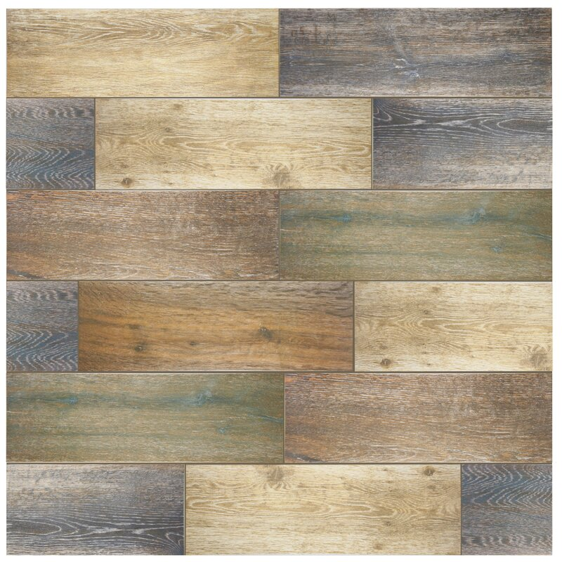 elitetile alcazar 23 63 x 7 88 ceramic wood tile in antic
