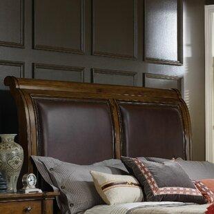Hooker Furniture Tynecastle Upholstered Sleigh Headboard