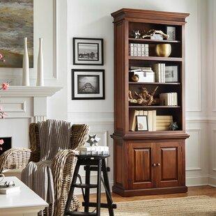 Reviews Addington Standard Bookcase by Canora Grey