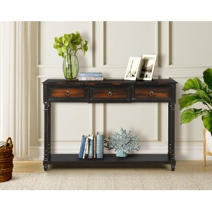 Bonomo 5157 Solid Wood Console Table