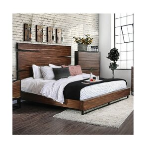 Josephus Panel Bed by Foundry Select 2019 Coupon