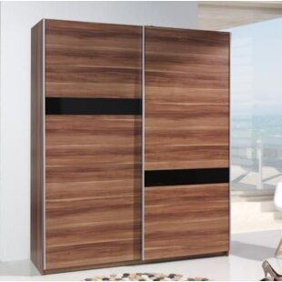 Porto V3 2 Door Sliding Wardrobe By Selsey Living