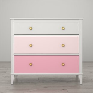 Monarch Hill Poppy 3 Drawer Dresser by Little Seeds