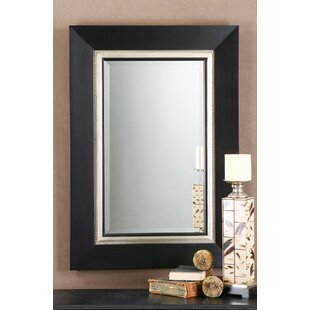 Savings Bianchi Warhol Beveled Vanity Mirror ByCharlton Home