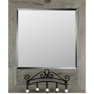 Price Check Beauregard Wall Mirror Bathroom/Vanity Mirror ByGracie Oaks
