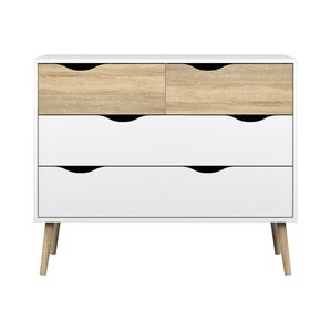 Zephyr 4 Drawer Chest
