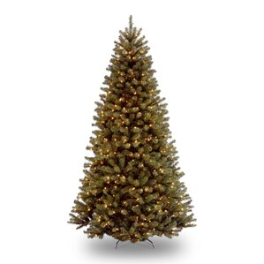 spruce artificial christmas tree with clear lights - Mini Artificial Christmas Trees