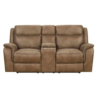 Rakhimov Reclining Loveseat by Loon Peak