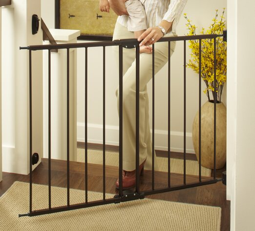Easy Swing Lock Safety Gate