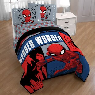 Spiderman Webbed Wonder Sheet Set