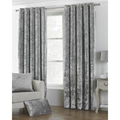 Verona Eyelet Curtains Set Of 2