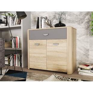 Bramley 1 Drawer Combi Chest By Ebern Designs