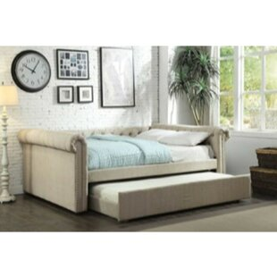 Find Oslo Daybed with Trundle by Canora Grey Reviews (2019) & Buyer's Guide