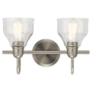 Best Choices Antioch 2-Light Vanity Light By Three Posts