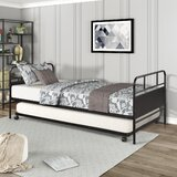 Orcon Twin Daybed with Trundle by Latitude Run®