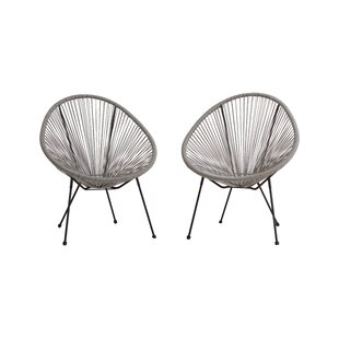 Zion Papasan Chair (Set of..