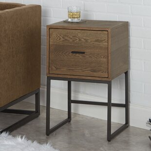 Button End Table