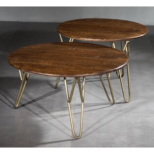 Jordyn 2 Piece Nesting Tables by Ivy Bronx