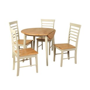 Ardentown Folding Dining Table By Beachcrest Home