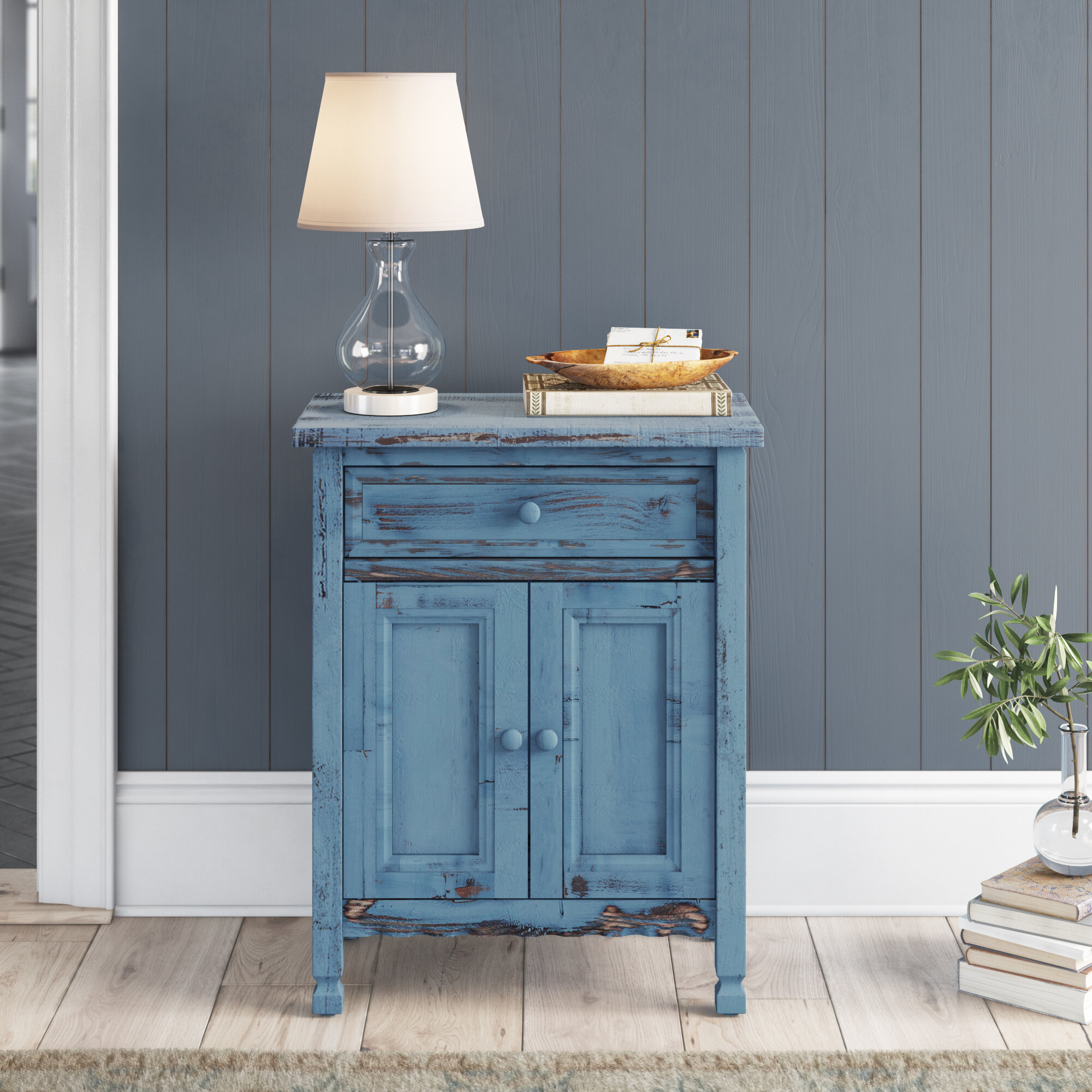 Blue Cabinets Chests You Ll Love In 2020 Wayfair