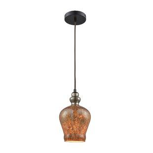 World Menagerie Brightmare 1-Light Bell Pendant