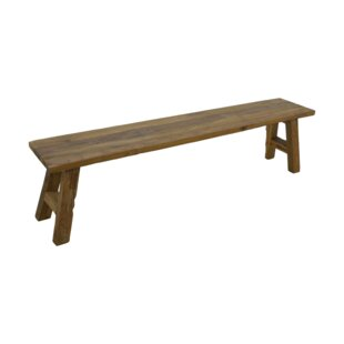 Rayna Wood Bench By Union Rustic